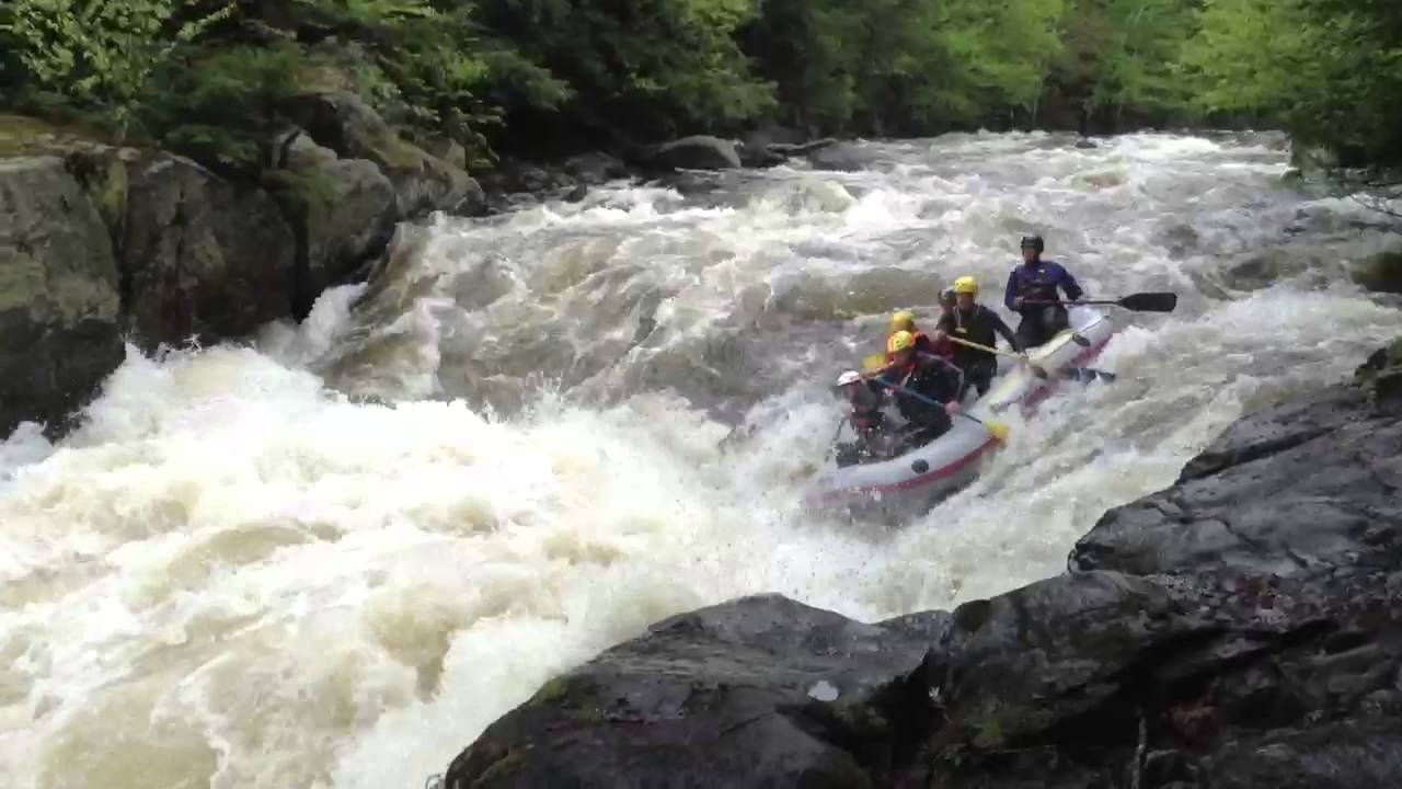 Otter Slide Indian River Ny Adventure Sports Rafting