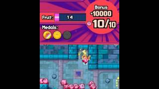 Nintendo DS Longplay [039] Kirby: Mass Attack (part 4 of 4)