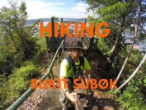 Hiking at Taman Rekreasi Hutan Bukit Subok