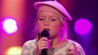 The Voice Kids (Girls) 8 awesome performances (Part 17)