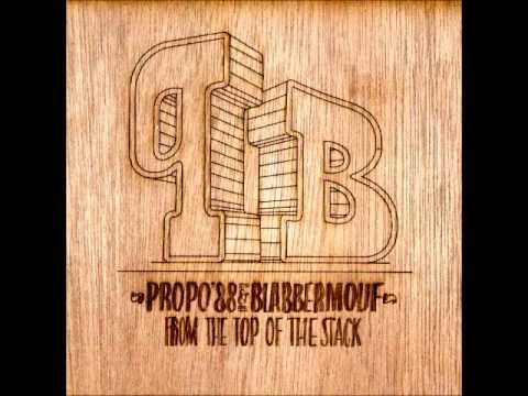 Propo'88 & BlabberMouf - From The Top Of The Stack (2012) | (Full Album)