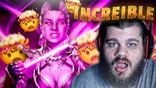 SINDEL VIDEO REACCION! MK11