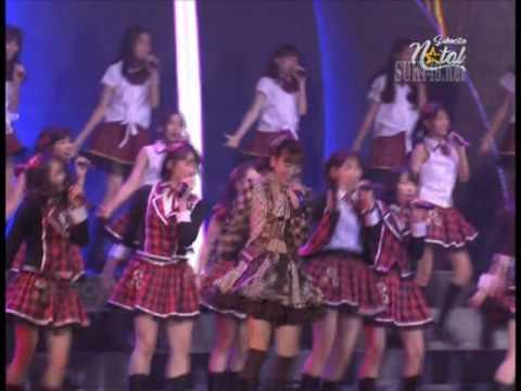 [1080p] JKT48 - First Rabbit @ JKT48 5th Anniversary Concert BELIEVE - RTV