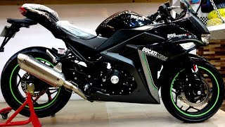 Download Video DUCATI PANIGALE 2018 Replica Full Review With Ride Test & Sound Test On Pk Bikes MP3 3GP MP4