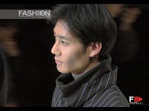 EMPORIO ARMANI Fall Winter 1998 1999 Menswear Milan - Fashion Channel
