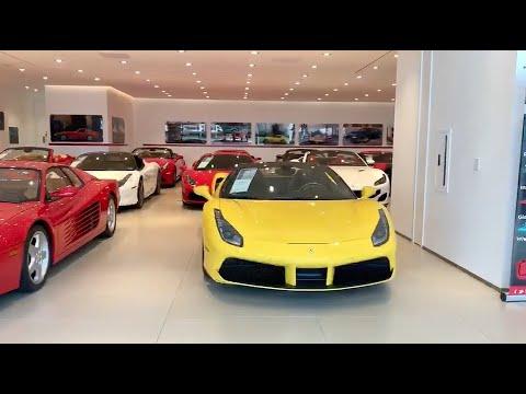 Ferrari Of Atlanta Virtual Dealer Tour Youtube