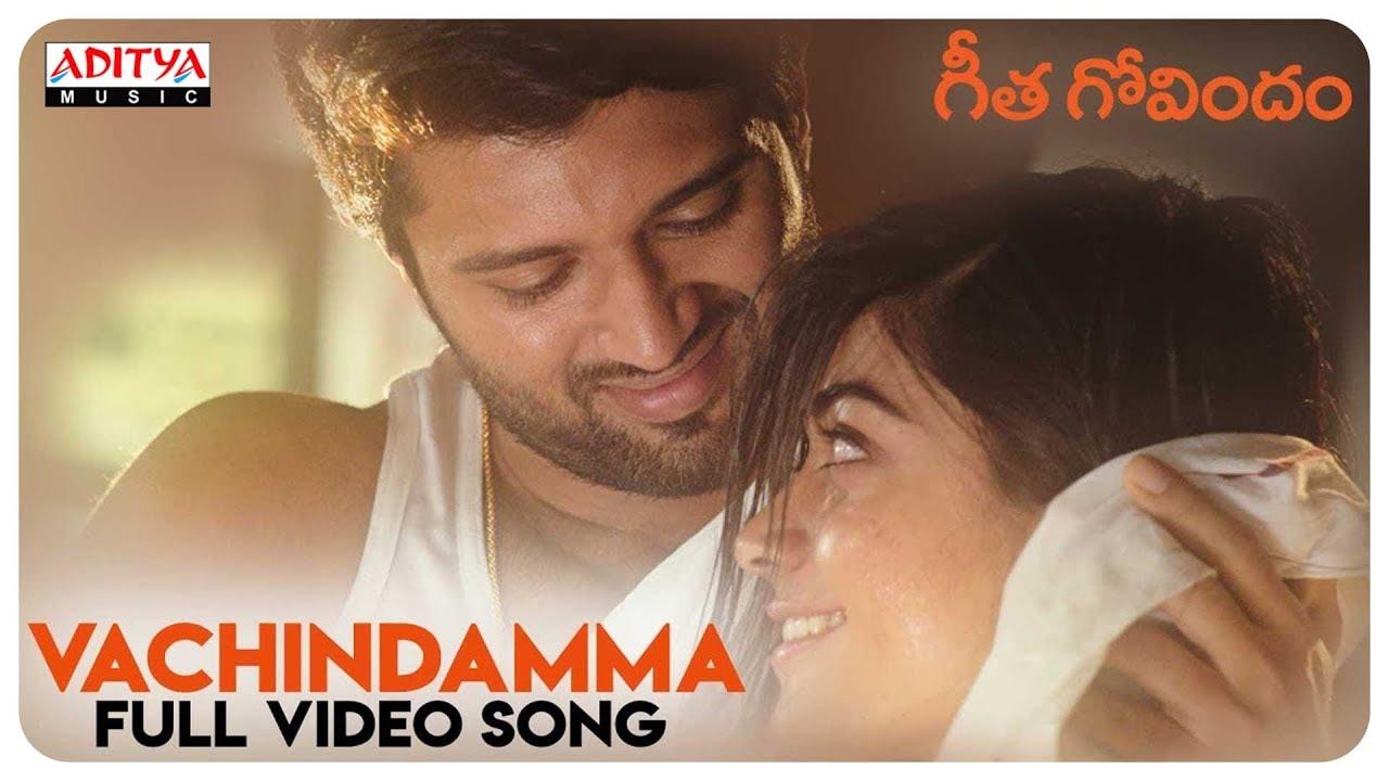 picture Geetha Govindam Songs Download Naa Songs vachindamma full video song geetha govindam songs vijay devarakonda rashmika mandanna