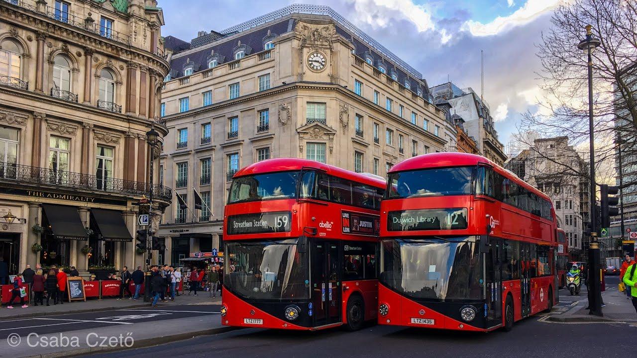 London meets GoPro Hero 5 Black - Travel video 2018