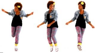 How to Do the Jump Rope   Hip-Hop Dancing