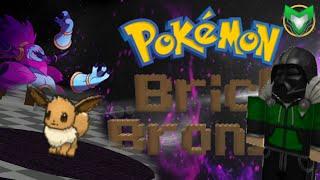 Pokemon Brick Bronze Ep.1 (ROBLOX) w/Ethan&Dylan