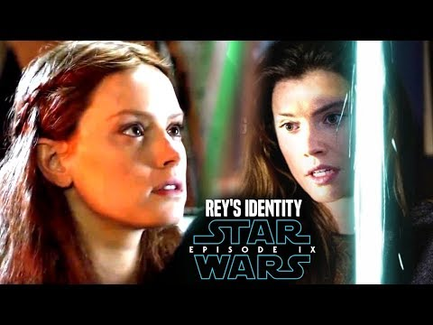 Star Wars Episode 9 Rey's New Identity Leaked! (Star Wars News)