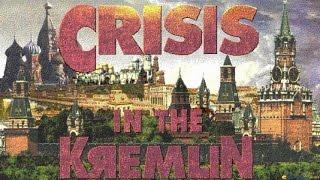 Crisis in the Kremlin gameplay (PC Game, 1991)