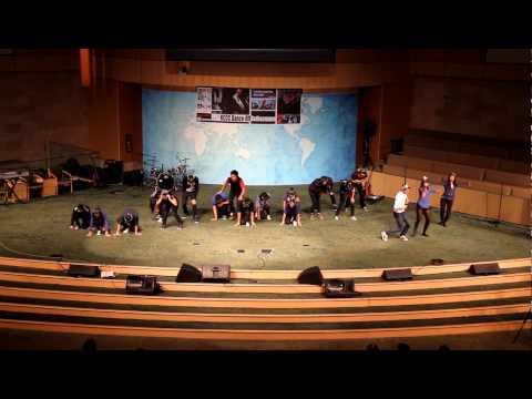 Riverside Dance-Off Gethsemane 2012 - Angle 2