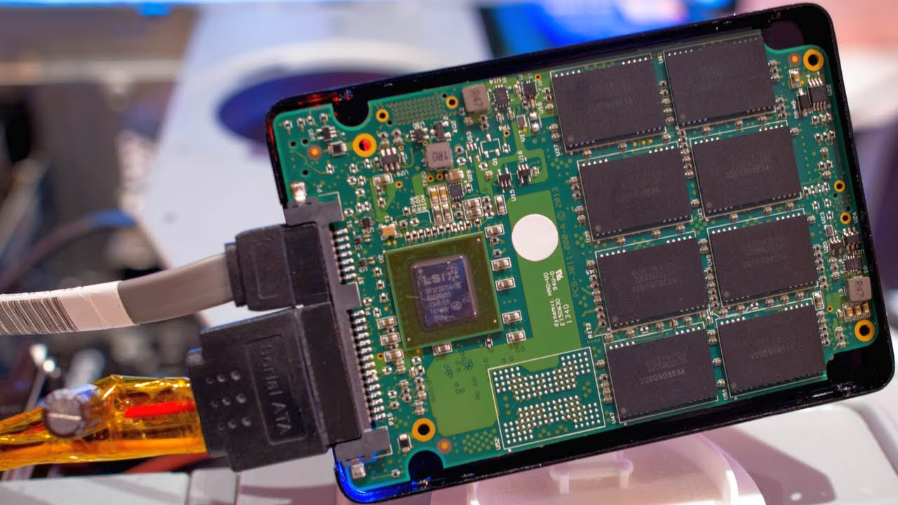 Как самому сделать SSD CHIP Россия - Журнал CHIP