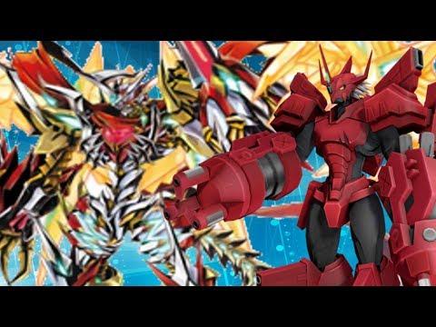 JESMON X ANTIBODY! New Digimon 3D Models and More Game News - Digimon News