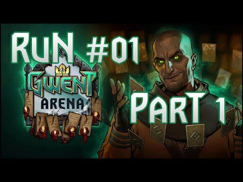 Gwent Homecoming | Arena Run #01 [Part 1]