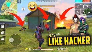 Solo 11 Kill Mp40 Play Like Hacker Gameplay - Garena Free Fire