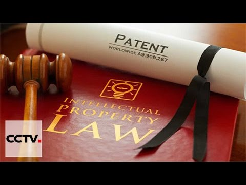 China files one-third of world's total patent applications