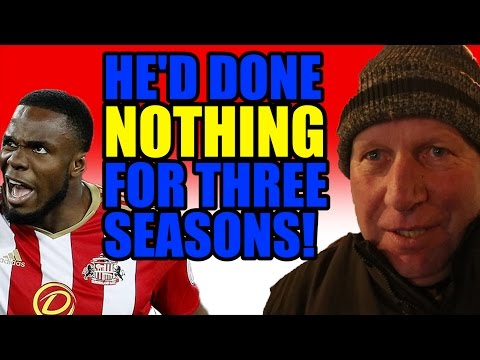 'He's A Legend Already!'' - Sunderland Fans On Victor Anichebe