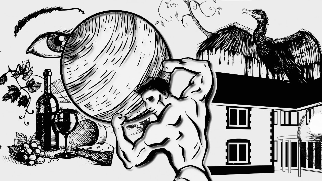 suicide the myth of sisyphus by albert camus animated