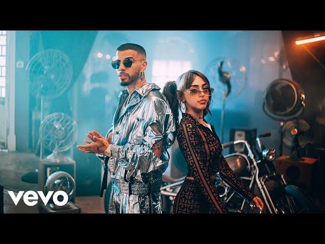 Nicki Nicole, Rauw Alejandro - Sabe (Official Video)