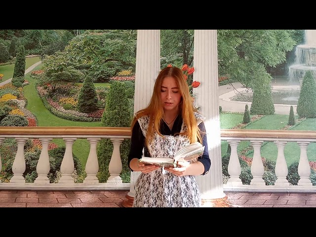Изображение предпросмотра прочтения – ВладиславаПолищук читает произведение «Письмо матери» С.А.Есенина