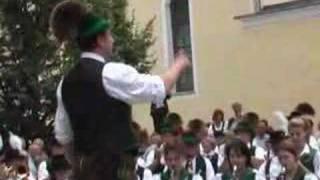 Piding, Laridamarsch, Bayernhymne, Defiliermarsch u.a.