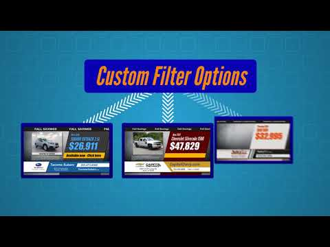 Dynamic Video Advertising for Auto Dealers