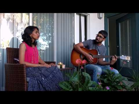 Patio Jamm: O Saathi Re Omkara Guitar Cover by Neha and Akshay