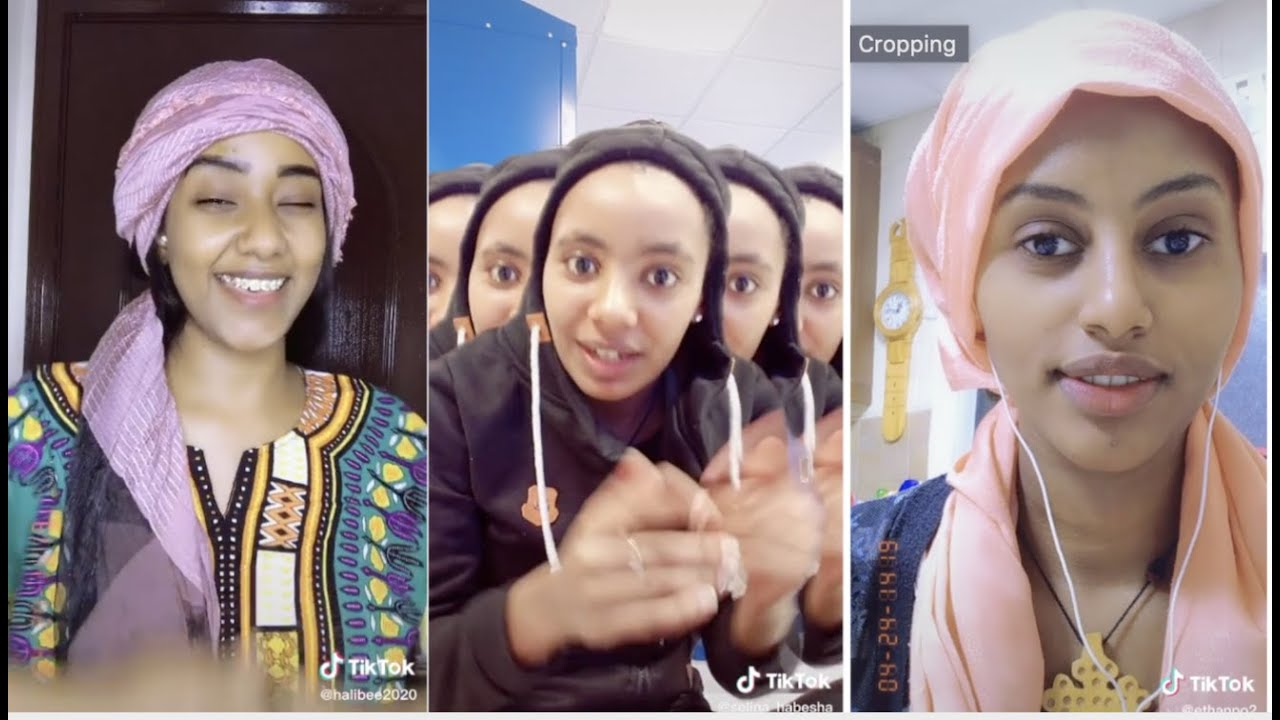 የሐበሻ ቲክቶክ ቪድዮ ስብስብ ቁ.5    Ethiopian    Habesha  very funny TikTok videos collection part 5