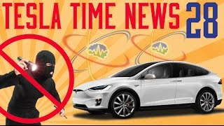 Tesla Time News 28 - Tesla Owner Tracks Burglar!