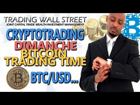 Bitcoin Trading (Dimanche 10 décembre 2017).