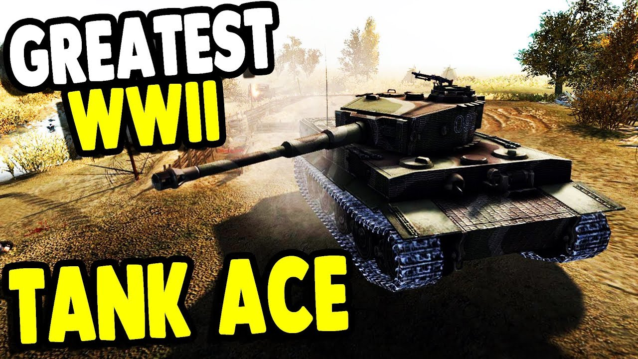 Greatest TANK BATTLE of WWII with TIGER CREW | RobZ Realism | Men of War:  Assault Squad 2 Gameplay