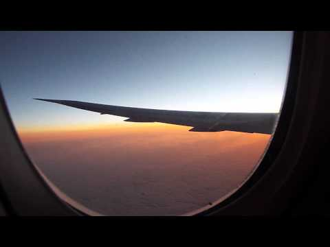 Minneapolis (MSP) - London Heathrow (LHR) *Full Flight* Delta 767-400ER