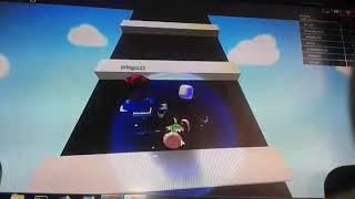 Mi primer vidéo y en roblox