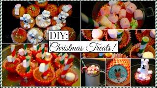 Diy: Quick & Easy Christmas Treats!