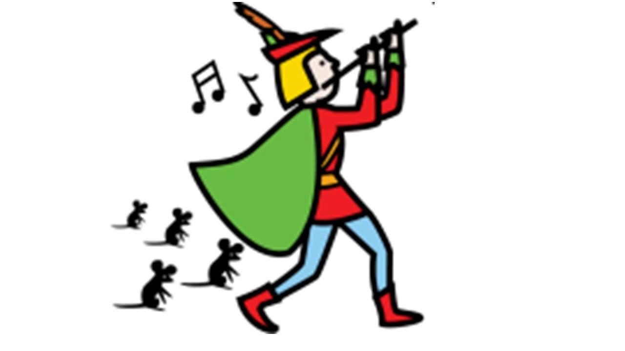 Cuento: El flautista de Hamelín - YouTube