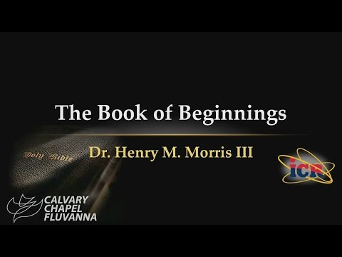 Calvary Chapel Fluvanna Video / Guest: Dr  Henry Morris III - ICR - 25 September 2016-11AM