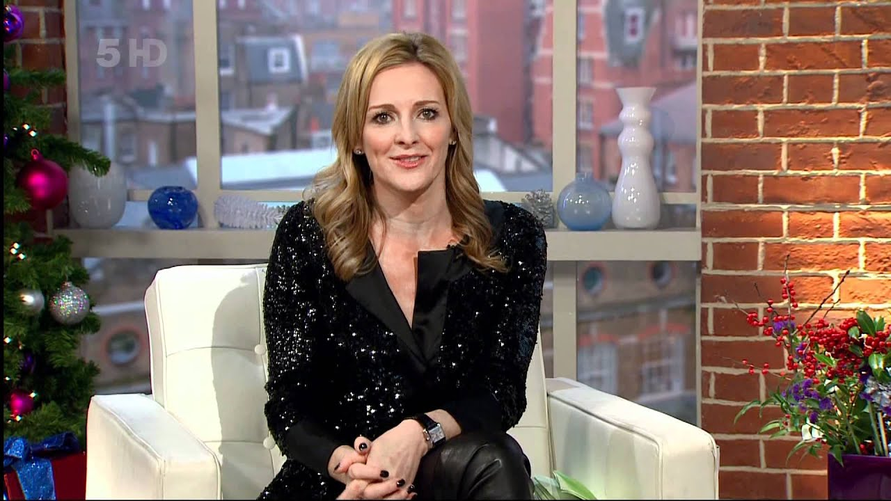 gabby logan boots youtube