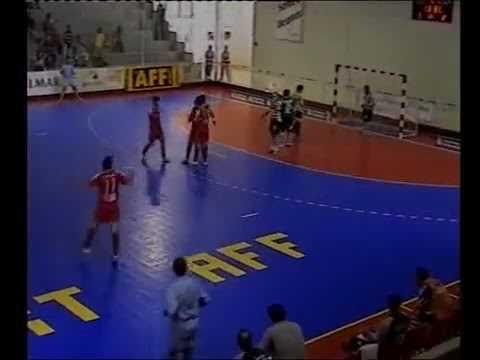 Futsal :: 02J :: Sporting - 3 x SL Olivais - 2 de 2007/2008