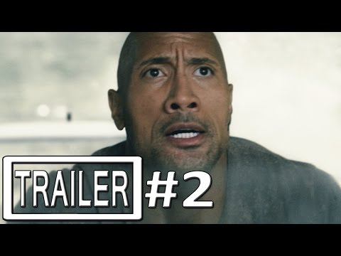 San Andreas Trailer 2 Official - Dwayne Johnson