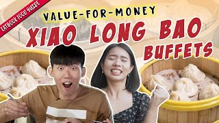 Value-For-Money Xiao Long Bao Buffets in Singapore   Eatbook Food Guide   EP 37