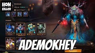 HoN Revenant Gameplay - AdemoKhey - Immortal