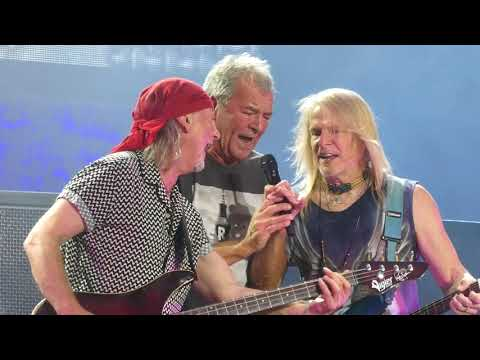 Deep Purple - Sometimes I Feel Like Screaming - Verona, Arena - 9 July 2018