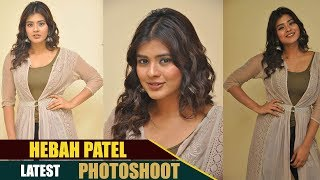 Hebah Patel New latest Photoshoot 2017 | Silver Screen