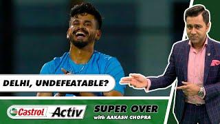DELHI DEMOLISH Rajasthan   DHONI vs KOHLI Preview   Castrol Activ Super Over with Aakash Chopra