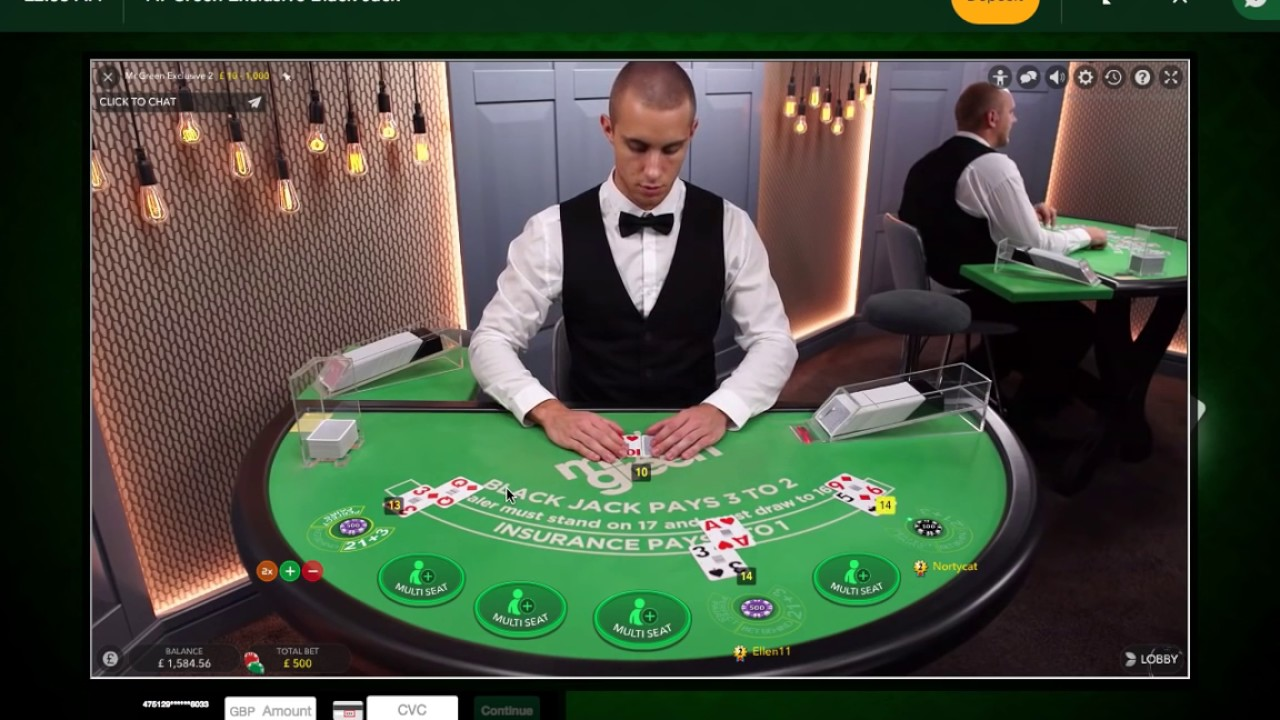 How to Play Safe Blackjack On The Internet
