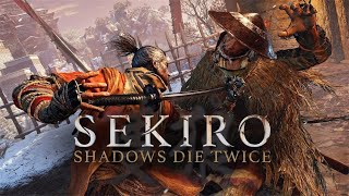 #8 生放送『SEKIRO: SHADOWS DIE TWICE -隻狼-』【PS4:SEKIRO】