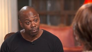 Dave Chappelle on how his kids impacted his career