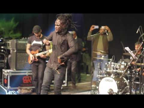 Benjamin Fayah - Ahoy Brasa Dey 2016 NL Live